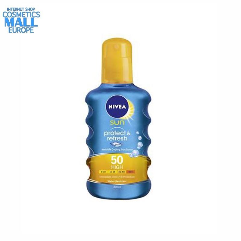 NIVEA Sun Protect & Refresh SPF50 | NIVEA