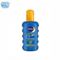 Детски, цветен слънцезащитен спрей SPF30 NIVEA Kids Protect & Play | NIVEA