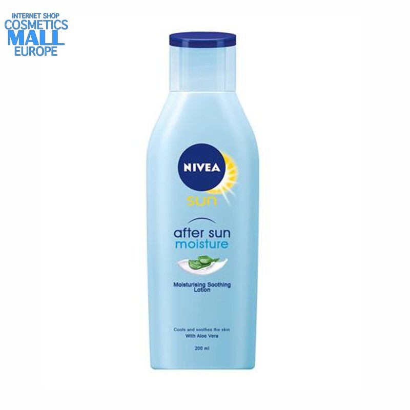 NIVEA Sun SOS, after sun moisture lotion | NIVEA