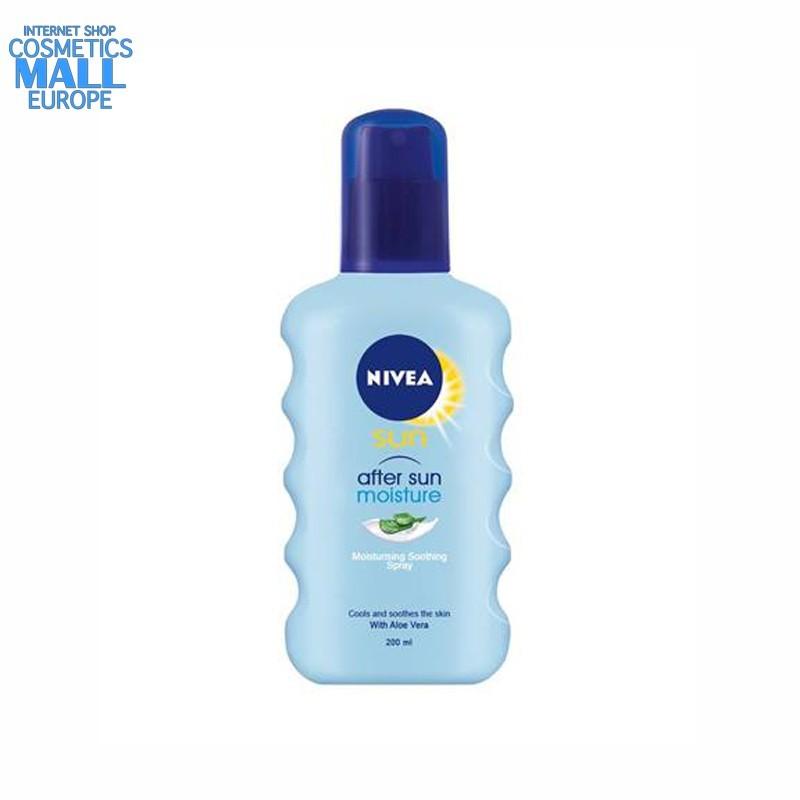 NIVEA Sun, after sun moisture spray | NIVEA