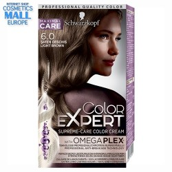 6-0 светло кафяв / Schwarzkopf Color Expert боя за коса