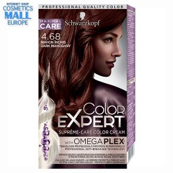 4-68 Dark Mahogany | Schwarzkopf Color Expert hair color