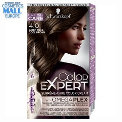 4-0 хладно кафяв / Schwarzkopf Color Expert боя за коса