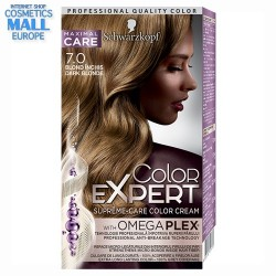 7-0 тъмно рус / Schwarzkopf Color Expert боя за коса