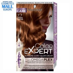 7-7 меден | Schwarzkopf Color Expert боя за коса