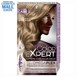 8-0 Medium Blonde | Schwarzkopf Color Expert hair color