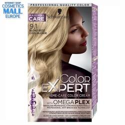 9-1 хладно рус | Schwarzkopf Color Expert боя за коса