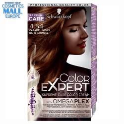 4-54 тъмен карамел | Schwarzkopf Color Expert боя за коса