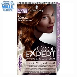 6-68 лешниково кафяв | Schwarzkopf Color Expert боя за коса