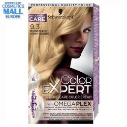 9-3 медено рус | Schwarzkopf Color Expert боя за коса