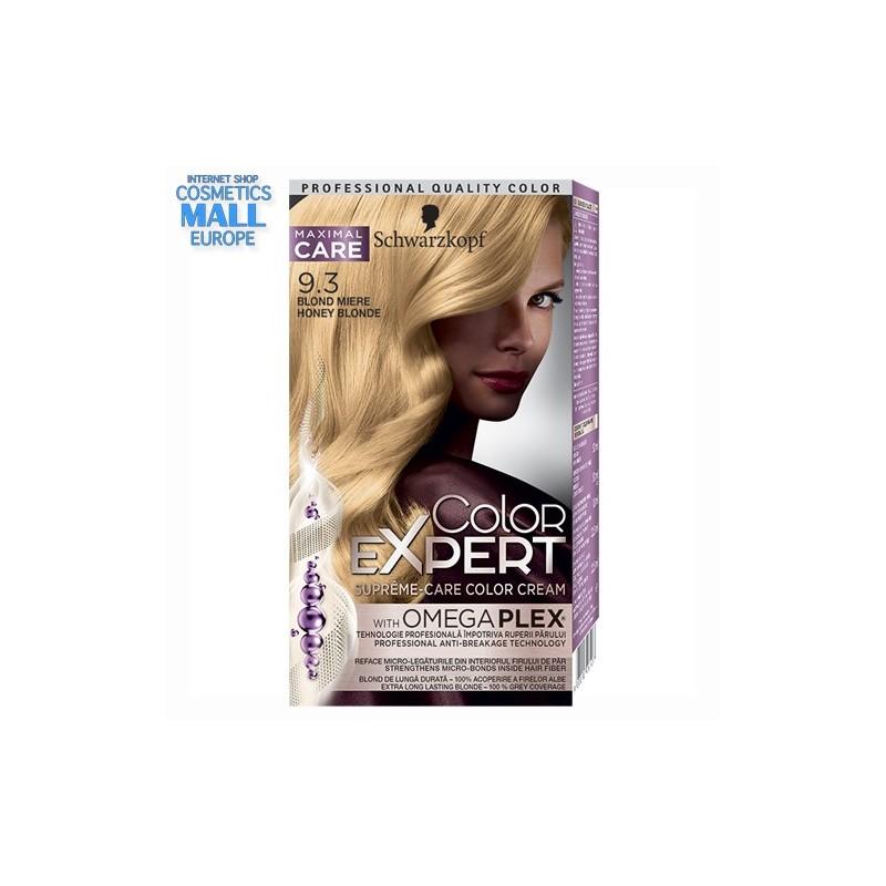 9-3 Honey Blonde | Schwarzkopf Color Expert hair color