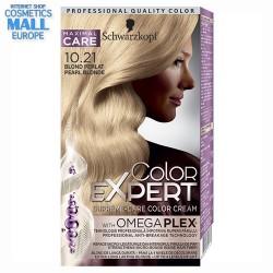 10-21 перлено рус | Schwarzkopf Color Expert боя за коса