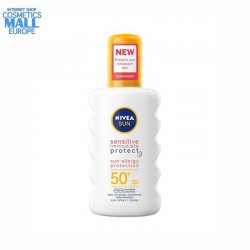 NIVEA Sun Sensitive Sun-Allergy Protection Spray SPF50+