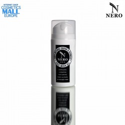 Cleansing gel for men, 100% natural with caviar and seaweed NERO Naturale