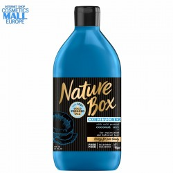 Балсам за коса със студено пресовано масло от кокос NATURE BOX