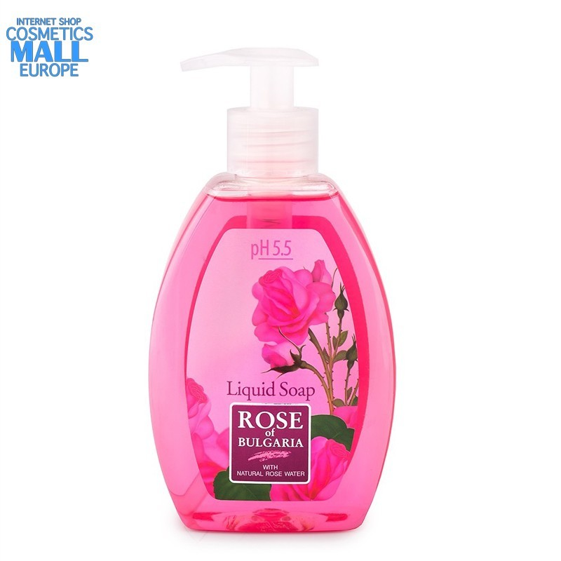 LIQUID SOAP ROSE OF BULGARIA | BIOFRESH