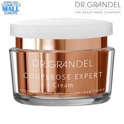 Couperose Еxpert Cream крем при купероза и чувствителна, склонна към зачервяване кожа бурканче | Dr.Grandel