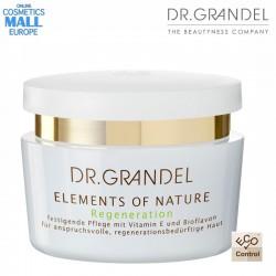 регенериращ крем за лице Elements of Nature / Regeneration | Dr.Grandel