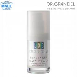 Подмладяващ крем за околоочен контур и назолабиална зона Renew Eye & Lip | Dr.Grandel