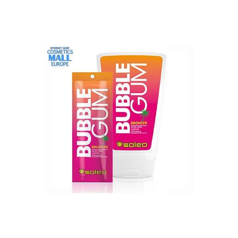 Bubble Gum bronzing tanning accelerator | SOLEO