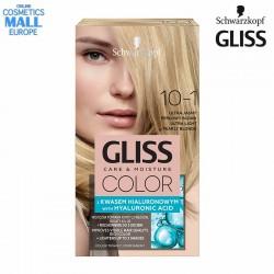 10-1 Ултра светло перлено рус цвят, боя за коса GLISS COLOR Care & Moisture