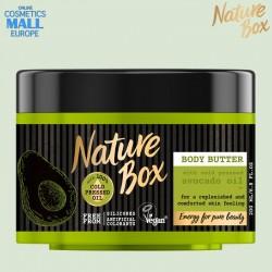 Масло ( бутер ) за тяло със студено пресовано масло от авокадо | Nature Box
