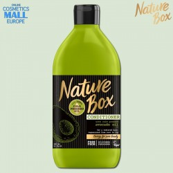 балсам за лесно разресване на косата NATURE BOX авокадо