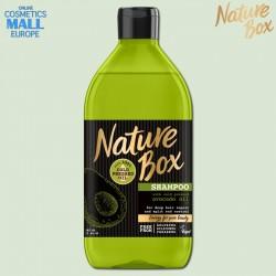 шампоан със студено пресовано масло от авокадо NATURE BOX