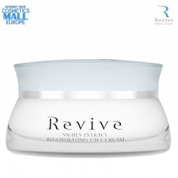 Hydrating and Regenerating combined (day and night) cream Revive Snail Extract - Delicate French Aroma