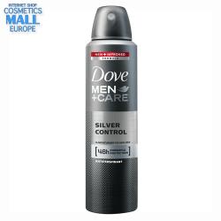DOVE Silver Control мъжки дезодорант против изпотяване DOVE MEN+CARE Silver Control