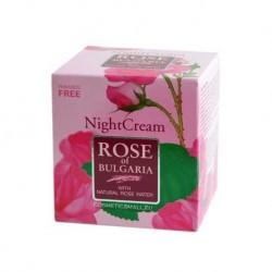 Нощен крем Rose of Bulgaria | Биофреш