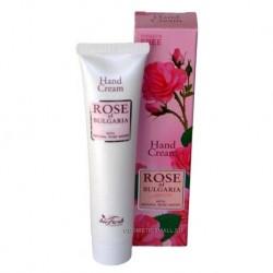 Подхранващ крем за ръце Rose of Bulgaria | Биофреш
