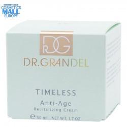 анти ейдж ревитализиращ крем нормална към суха кожа TIMELESS от Dr.Grandel, кутия