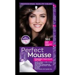 Perfect Mousse боя за коса цвят 365 Шоко фъдж