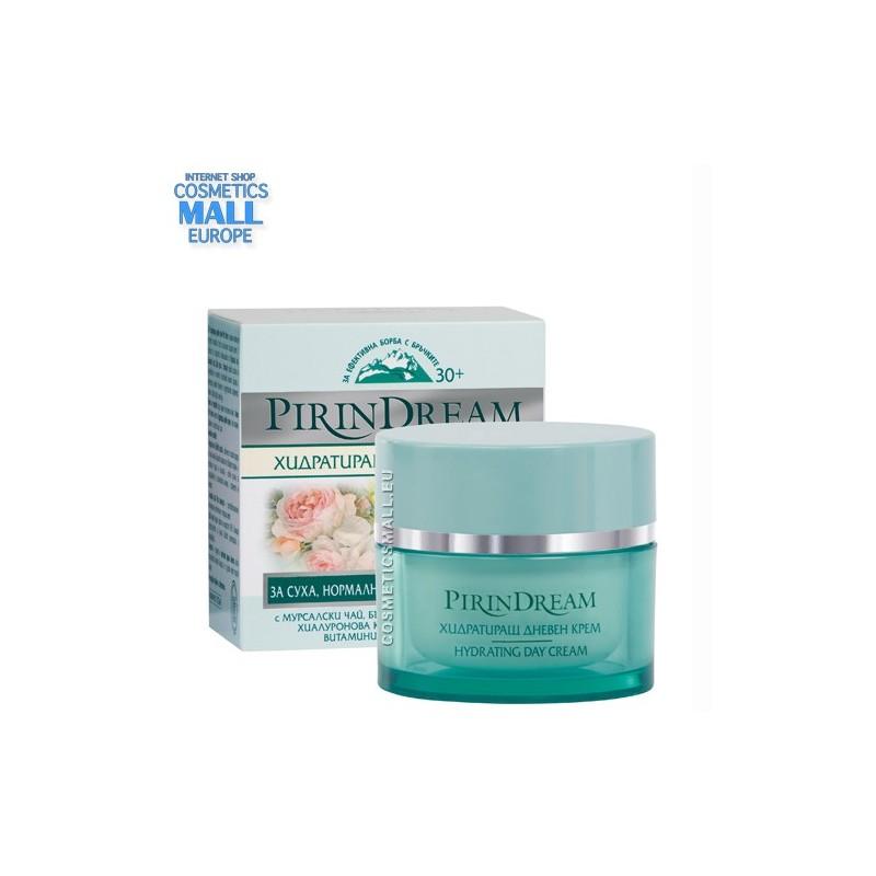 Хидратиращ дневен крем Pirin Dream | Боди Бюти