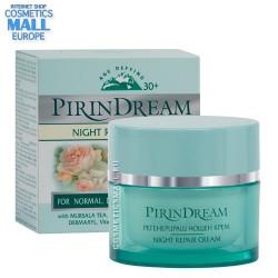 Регенериращ нощен крем Pirin Dream | Боди Бюти