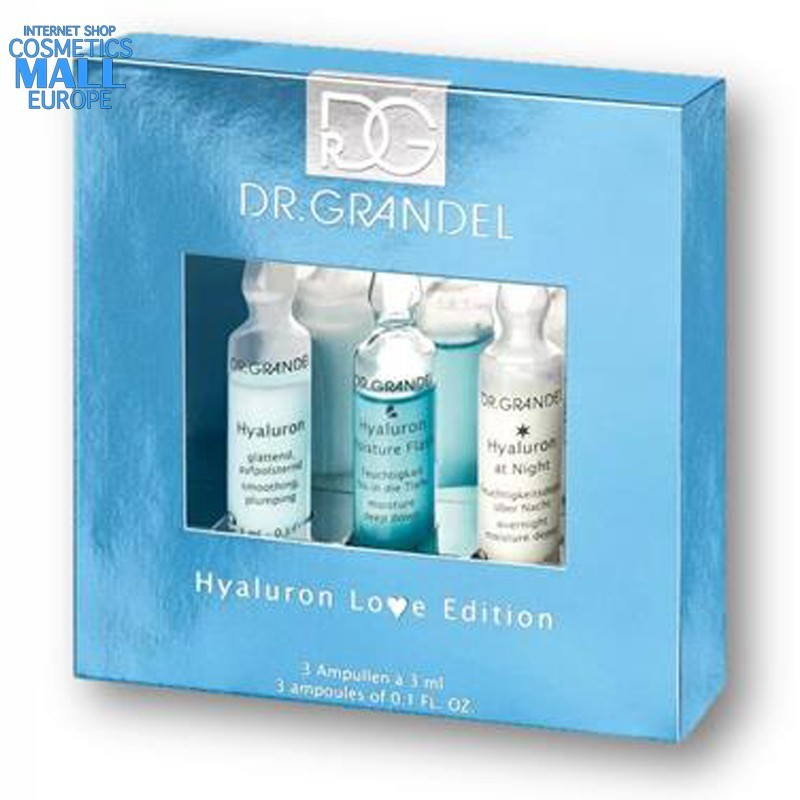 Hyaluron ampoule set Love Edition by Dr.Grandel