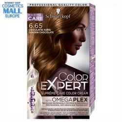 6-65 Golden Chocolate | Schwarzkopf Color Expert hair color