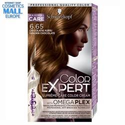 6-65 златист шоколад цвят | Schwarzkopf Color Expert боя за коса