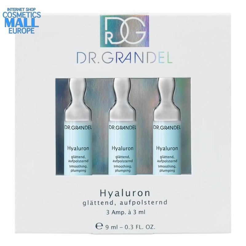 Hyaluron ампули в комплект от Dr.Grandel
