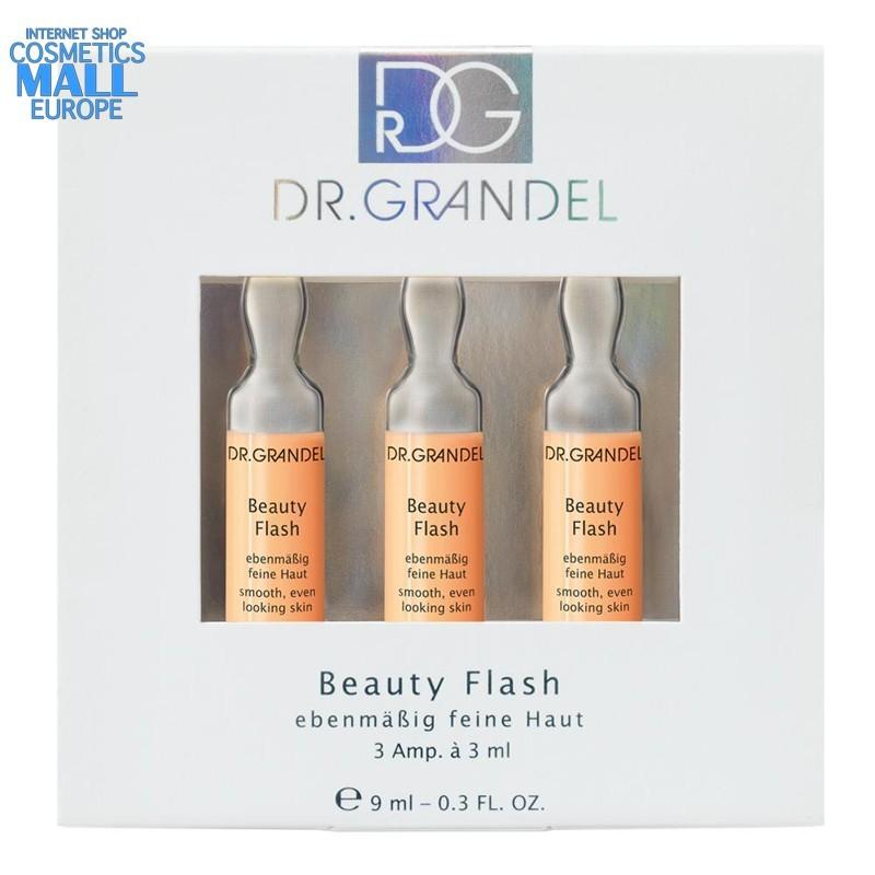 Beauty Flash ампули в комплект от Dr.Grandel
