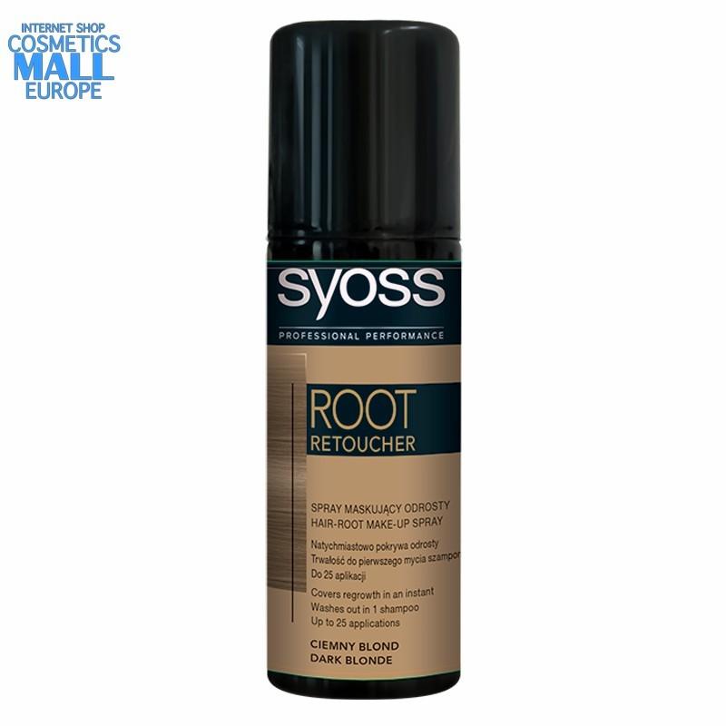 Тъмно рус оцветител за корени SYOSS Root Retoucher