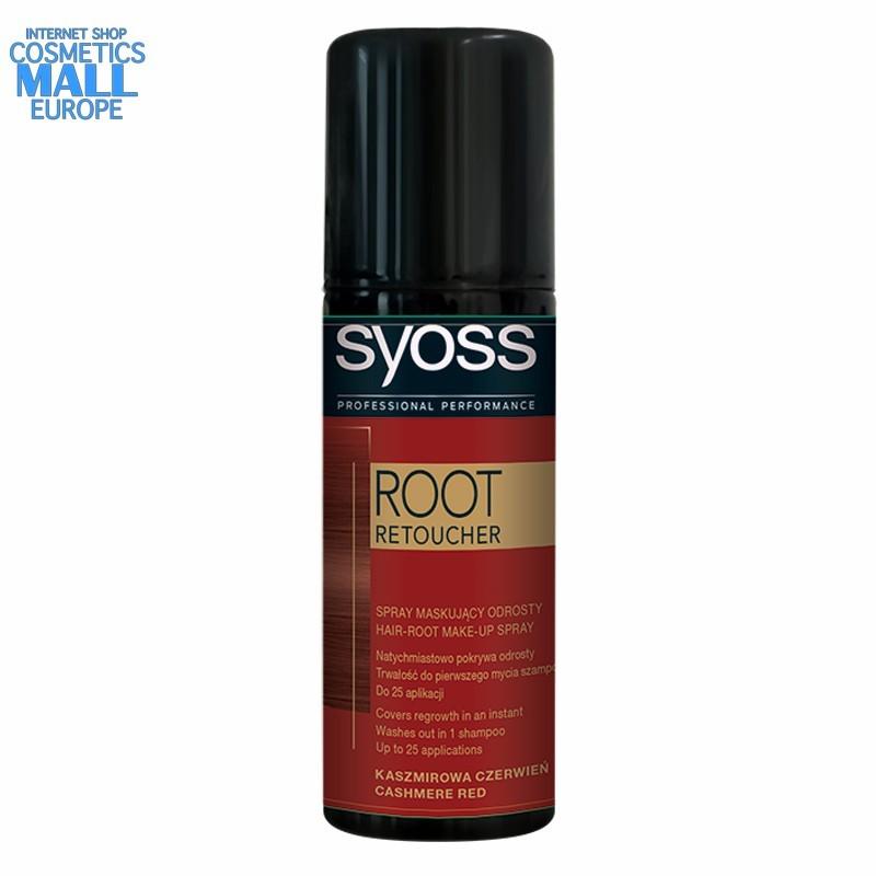 Кашмирено червен оцветител за корени SYOSS Root Retoucher