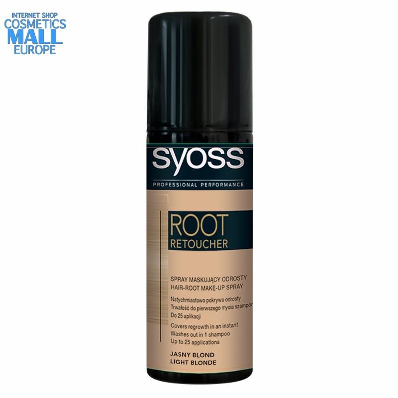 Светло рус оцветител за корени SYOSS Root Retoucher