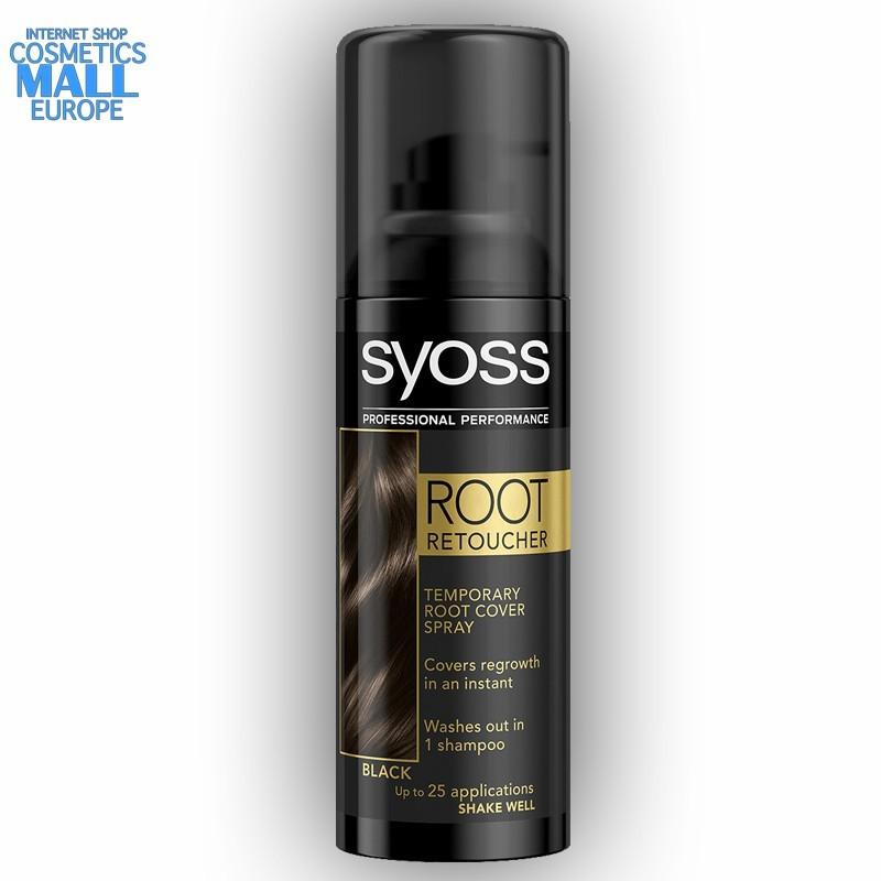 Черен оцветител за корени SYOSS Root Retoucher