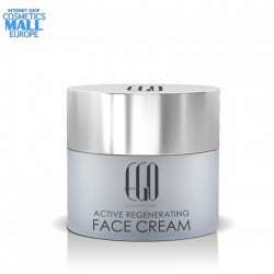 Регенериращ и хидратиращ крем за лице EGO с три вида хиалуронова киселина и чисто сребро | EGO