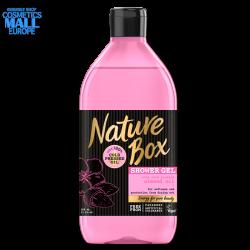 душ гел със студено пресовано масло от бадем NATURE BOX