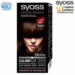 3-8 златисто кафяв цвят, SYOSS Color перманентна боя за коса