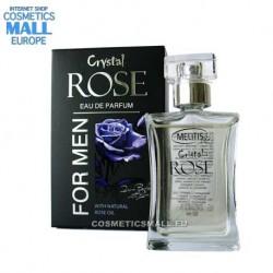 Мелитис Crystal Rose парфюм за мъже