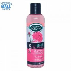 Rose hair shampoo BOTANICA B.H.F | Kokona cosmetics